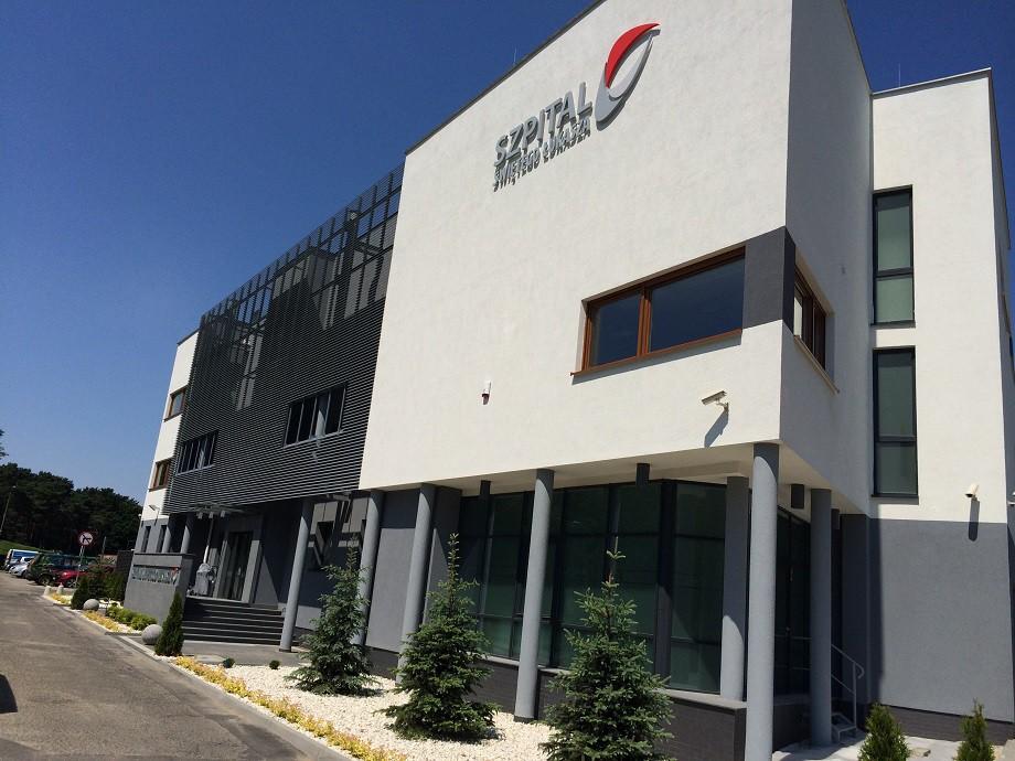 Szpital św. Łukasza w Bydgoszczy