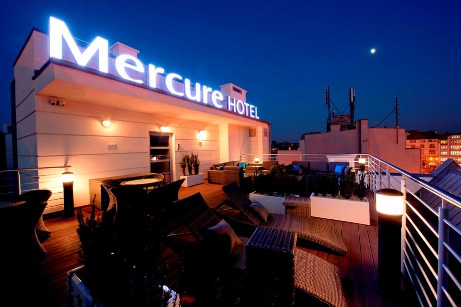 Hotel mercure sepia w bydgoszczy